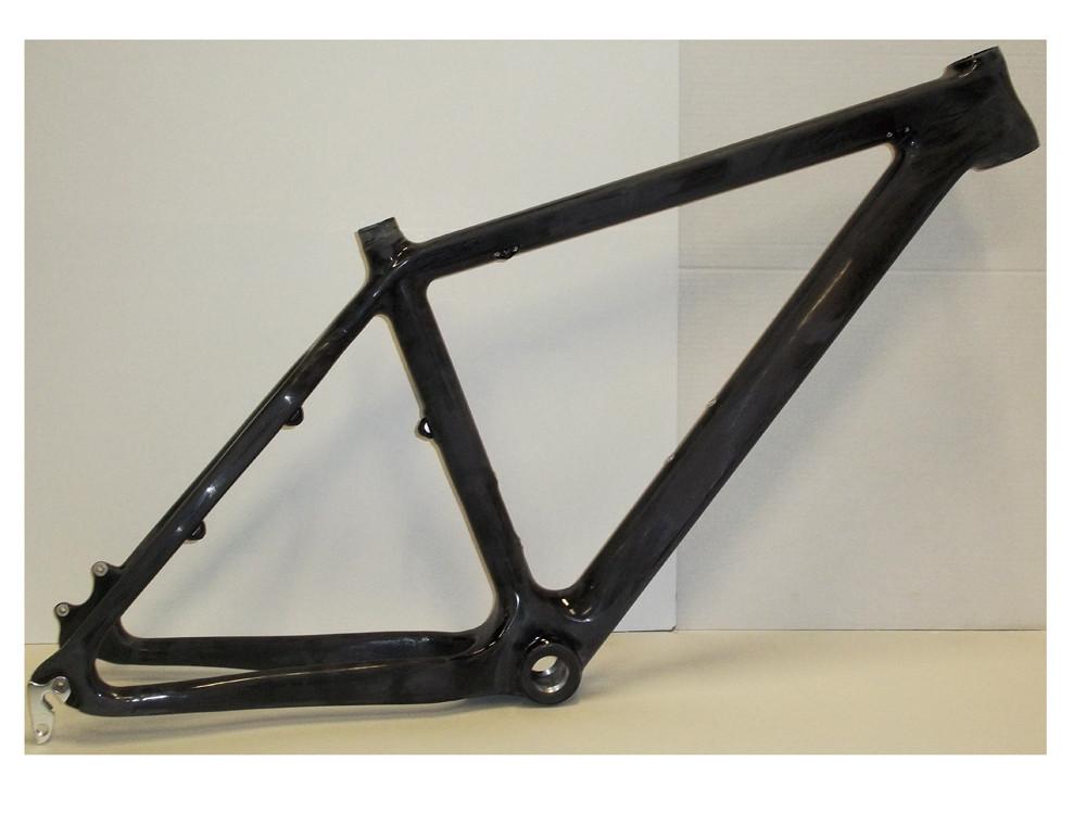AXMAN Frame Carbon M9 Raw Size 21
