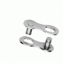 KMC 2015 Set of 2 MissingLink Extreme Pro 10sp Silver (125225)