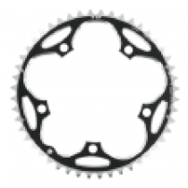 GPA CYCLE ROAD Chainring COMP 49t Outer 5H Shimano Black