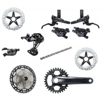 SHIMANO 2020 Full Groupset XT 8100 MONO 12sp BOOST 175mm