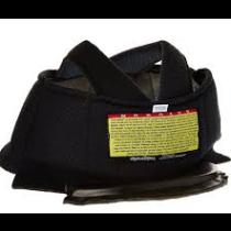TROY LEE DESIGNS Helmet Head Lining D2 (4mm) Black Size XL/XXL (A3115278.XL/XXL)