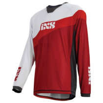IXS Jersey Race 7.1 Fluo Red/Red Size L (473-510-7560-021-L)