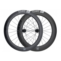 DT SWISS Wheelset ARC 1100 DB Carbon Disc 62/80 700C (12x100mm / 12x142mm) Black (101220055 / 102220055)