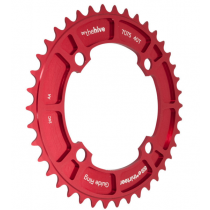 E-THIRTEEN Chainring Guidering 40T (4mm) Red Rocket Anodised (CR.40.R)