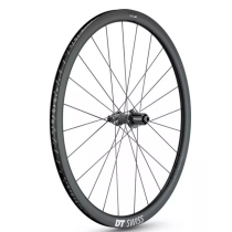 DT SWISS REAR Wheel PRC 1400 SPLINE DB 35 Carbon Clincher 700C (12x142mm) Black (WPRC140NIDJCO04404)