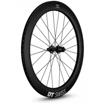 DT SWISS REAR Wheel ARC 1400 DICUT DB 62 Carbon Clincher 700C (12x142mm) Black (WARC140NIDICO07110)