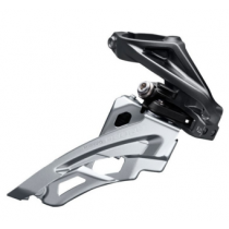 SHIMANO FRONT Derailleur DEORE FD-M6000 Side Swing High Clamp 34.9mm 3x10 sp (13260.3)