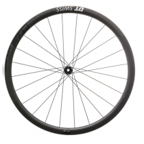 DT SWISS FRONT Wheel PRC 1475 SPLINE 35 Carbon Clincher 700C (9x100mm) Black (WPRC147AAQXCO09758)