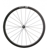 DT SWISS FRONT Wheel PRC 1475 SPLINE DB 35 Carbon Clincher 700C (12x100mm) Black (WPRC147AIDXCO09762)