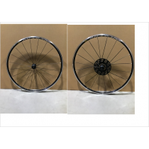 MAVIC Wheelset AKSIUM 700C (9x100mm / 9x130mm) Black (10021385/10021386)