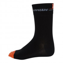 LAPIERRE Socks 70th  Black/Orange Size 43-46 (0CH70TH3)