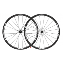 FFWD Wheelset F3R Carbon Tubular DT350 (9x100mm / 9x130mm) Black