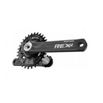 ROTOR Chainset REX 2.1 NoQ 34T 175mm  w/o BB (115.18103)