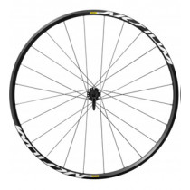 MAVIC FRONT Wheel AKSIUM 700C  (9x100mm) Black (LF8095100)