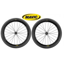 "MAVIC Wheelset XA PRO Carbon 27.5"" Disc WTS (15x100mm / 12x142mm) + Tyres (MP8323124)"