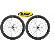 "MAVIC Wheelset CROSSMAX PRO Carbon 27.5"" Disc WTS (15x100mm /12x142mm) +Tyres (MP8307132)"