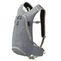SHIMANO Hydration Backpack ROKKO 8L Charcoal with water bag (SHEBGDPMBR208UG0801)