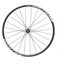 MAVIC REAR Wheel AKSIUM ELITE 700C Disc 12x142mm Clincher XDR Black (11105004004)