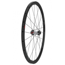 "SRAM FRONT Wheel RISE XX 29"" Carbon Tubular Disc PS (15x110mm) Black"