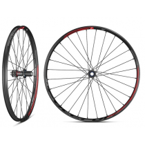 """FULCRUM Wheelset RED FIRE 5 27.5"""" Disc AFS BOOST (15x110mm / 12x148mm) XD Black (158251)"""