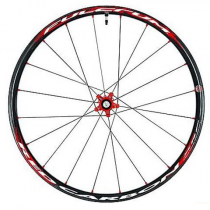 """FULCRUM FRONT Wheel RED Carbon XRP 26"""" Disc 6-Bolts Black (RMC-11DFK)"""