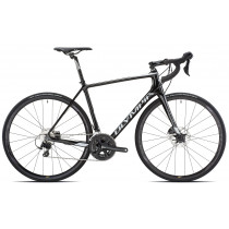 OLYMPIA VELO COMPLET HERO Disc Carbon - SHIMANO ULTEGRA 8000  - Taille XS Black