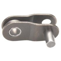 KMC Half Link 1-Pitch type Narrow Silver (9854129)