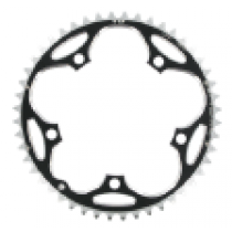 GPA CYCLE Couronne ROUTE COMP 49t Outer 5H Shimano Black