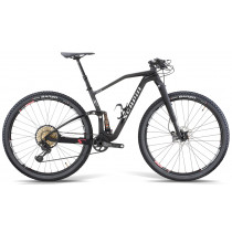 "SCAPIN 2019 VTT COMPLET GEKO 29"" CARBON - SHIMANO XT 12sp - FOX - Taille L Black"