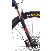 "ROCKSHOX 2019 Fourche 30 SILVER TK 29"" Solo Air 100mm QR9mm Tapered Black (53036762)"