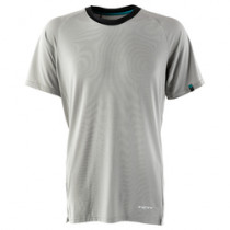 YETI Maillot TURQ Air Manche Courte Light Grey Taille S (A2618550.S)