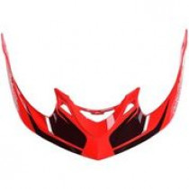 TROY LEE DESIGNS Helmet Visor Reflex A1 Red (A3116050)