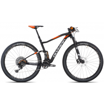 "OLYMPIA  2019 VTT COMPLET F1X  29"" CARBON - SHIMANO XT 12sp - FOX - Taille M Black/Orange"