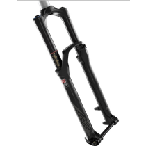 "ROCKSHOX Fourche REVELATION RC 29"" Solo Air 130mm 15x100mm Tapered Black (225118024)"