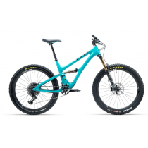 """YETI 2019 VTT COMPLET SB5 C-Series - 27.5"""" - GX Eagle - Taille L Turquoise (A2619080.L)"""