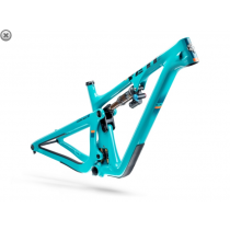"""YETI 2019 Cadre SB130 TURQ Series Carbon 29"""" Turquoise + Rear shock Taille L (A2619203.L)"""