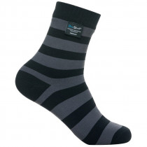 DexShell Chaussettes Ultralite Bamboo Black/Grey Taille M (DS643G_M)