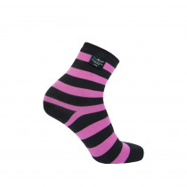 DexShell Chaussettes Ultralite Bamboo Black/Pink Taille M (DS643P_M)
