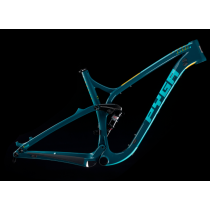 """PYGA Cadre STAGE Carbon 29"""" + Amortisseur Taille L Green"""