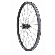 E*THIRTEEN Roue ARRIERE TRS RACE Carbon 27.5'' (31mm) Disc 6-Bolts BOOST (12x148mm) XD Black (00.18163.00.08 FO)