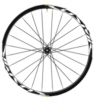 MAVIC Roue AVANT COSMIC ELITE Disc 700C Clincher  Black  (101218062)