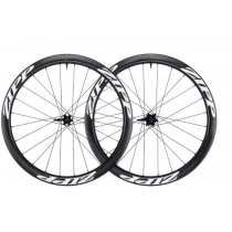 ZIPP Paire de roues 303 FIRECREST®  650B Carbon Clincher Disc XDR Black/White (00.1918.357.000 / 00.1918.358.009)