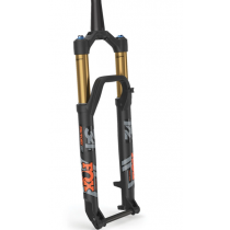 """FOX RACING SHOX 2020 Fourche 34 FLOAT SC 29"""" FACTORY 120mm FIT4 Kabolt 15x110mm Remote 2Pos Tapered Kashima Black (910-20-724)"""