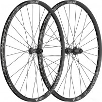"DT SWISS Paire de Roues E1900 SPLINE 25 29"" Disc 6-bolts (15x100mm / 12x142mm) Black (W0E1900AFIXS102784 / W0E1900NFDTS102787)"