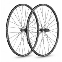 "DT SWISS Paire de Roues M1900 SPLINE 22.5 29"" Disc 6-bolts (15x100mm / 12x142mm) Black (W0M1900AFIXS102767 / W0M1900NFDTS102769)"