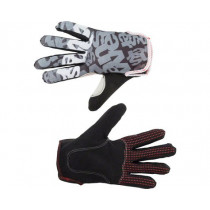 ANSWER Paires de Gants Clash Black /Grey Size M (30-25275-F112)