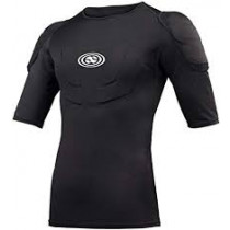 IXS BODY Hack Upper Protective Black Taille XS (482-510-4000-003-XS)