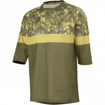 IXS Jersey Air Carve Turf Camo Taille S (473-510-9460-804-S)