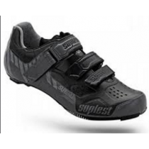 SUPLEST Chaussures STREETRACING SupZero Velcro Grey/Black Taille 44 (01.025.44)