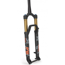"""FOX RACING SHOX 2020 Fourche 34 FLOAT SC 29"""" FACTORY 120mm FIT4 Kabolt 15x110mm Remote 2Pos Tapered Kashima Black (910-20-723)"""